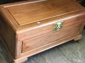 stunning oriental camphor wood trunk free delivery local