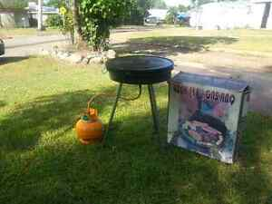Tripod bbq great for camping Malak Darwin City Preview