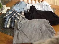 5 gents shirts