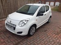 Suzuki alto 1 litre 2012 £20 per year tax
