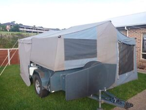 Outback Off-Road Camper Trailer. Berwick Casey Area Preview