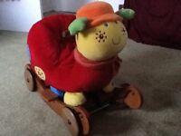 Mamas and papas sit, ride or rock toy