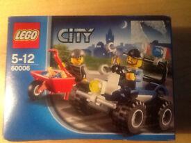 City Lego 60006