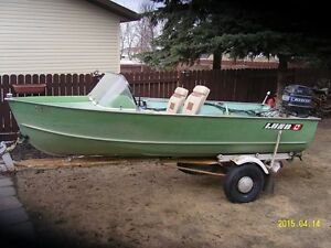 14ft Lund boat for sale