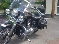 Harley Davidson XLH C Custom Sportster