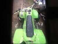 Quad 110cc