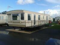 6 berth caravan towyn n.wales