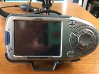 Magellan RoadMate 800 4.3-Inch Portable GPS Navigator -Including holder