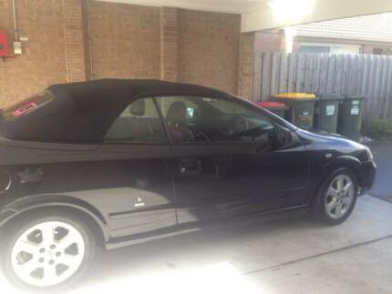 2001 Holden Astra Convertible Wy Yung East Gippsland Preview