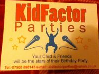 Female Children's Entertainer Available for Superhero, Sports, Star Wars, Princess Parties + Disco!