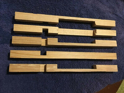 5 Cypress Entrance Reducers for 10 frame Langstroth. These Will NOT (Cypress Frames)