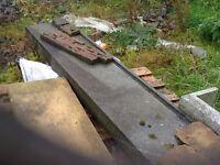 Recliamed Granite Sill. Slate Building stone