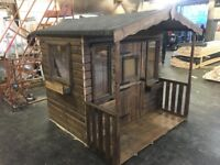 6 x 6 kids playhouse xmas special only one