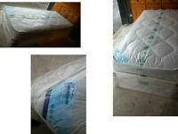 GIVE ME A CALL OR TEXT FIRST PLEASE BRAND NEW STILL IN WRAPPER DREAMODE SINGLE DIVAN AND MATTRESS