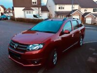 2014 Dacia Logan Laureate in excellent condition with FSH, 1 year MOT & £30 Road Tax.
