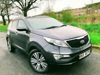 ****2015 Kia Sportage KX-4 1.7 CRDI** Finance Available****