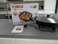 Tower 30cm Electric Saute Pan