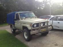 1985 Toyota LandCruiser Bligh Park Hawkesbury Area Preview