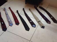Genuine designer ties no longer required ( priced per tie )