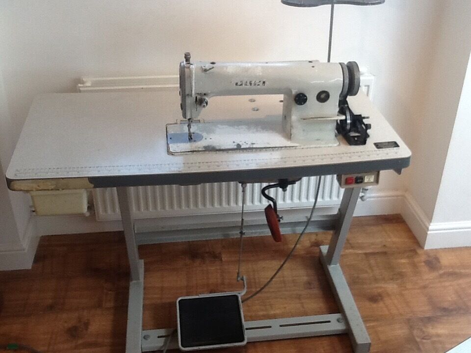 Juki Commercial Sewing Machine In Brighton East Sussex Gumtree Custom Juki Commercial Sewing Machine