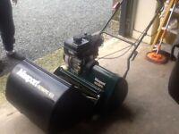 Masport Olympic 500. 20 inch cylinder lawnmower . Hardly used