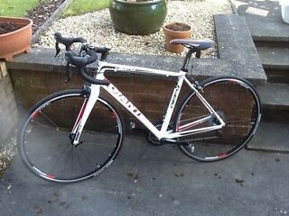 Giant defy 1 and specialized shoes