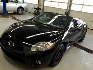 Mitsubishi Eclipse Spyder - Convertible for sale