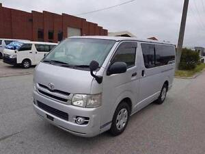 2008 Toyota Hiace VAN Diesel 3.0 L Auto with 1 year rego Dandenong South Greater Dandenong Preview