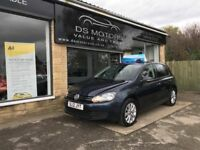 2012 VOLKSWAGEN GOLF MATCH DSG 1.6 TDI DIESEL GREY 5 DOOR