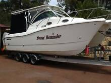 World Cat 290EC For Sale Broadbeach Waters Gold Coast City Preview