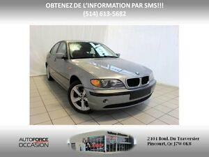 2005 BMW 3 Series 325XI AUT AC TOIT CUIR MAGS 6CYL