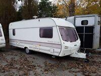 Lunar Premier 515 5 berth caravan VGC Bargain !!