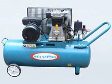 3HP BELT DRIVEN ELECTRIC 50L TWIN CYLINDER 300LPM AIR COMPRESSOR Thornlands Redland Area Preview