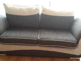 Large 2 Seater Sofa, as new condition