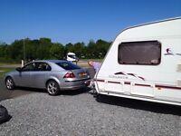 Swift Celeste 4 berth caravan