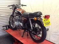 Honda cb500four, retro, classic, cafe racer project ? spares or repair, possible swap