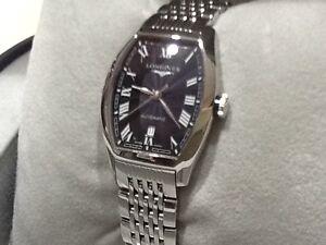 orologio LONGINES EVIDENZA automatico lady REF. L21424516 - Italia - orologio LONGINES EVIDENZA automatico lady REF. L21424516 - Italia