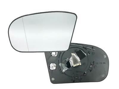 Spiegelglas Spiegel Außenspiegel Glas Links asph. beheizbar MB C E W203 W211