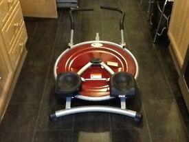 Abs pro circle exercise machine