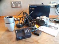 LUMIX Digital Camera DMC FZ5 Panasonic - Great Little Camera Bundle Bargain