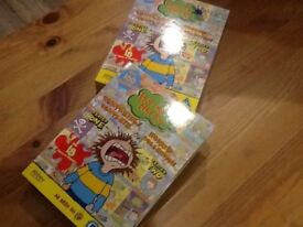 Horrid Henry Complete DVD Collection