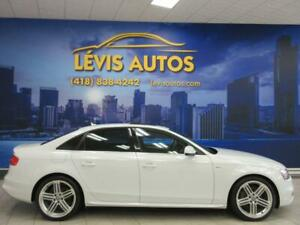 2015 Audi A4 S-LINE PROGRESSIV PLUS PACKAGE QUATTRO G