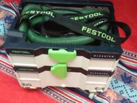 Festool ctl sys dust extractor 240v