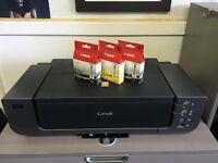 Canon Pixma Pro 9500 mkii A3+ photo printer.