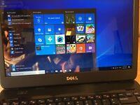 Dell laptop intel core i5 processor 1TB SSd hybrid hard drive 8 Gig of ram Bluetooth windows 10