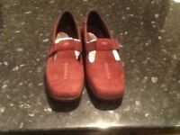 Hotter ladies shoes(2 pairs) size 8