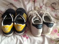Original Fred Perry trainers
