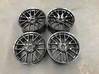 19″ M359 1M Style Wheels – Gloss Gun Metal – BMW – E90/E91/E92/E93 F30/F31/F32/F33 BRAND NEW