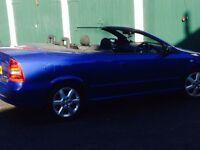 Vauxhall Astra Bertone soft top 2004