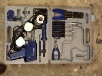 Challenge 12 piece soldering kit